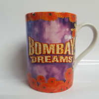 Bombay Dreams china mug